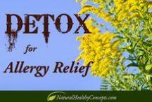 Detox Diet / by Ameena Ch