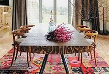 Interiors: Dining / Because maybe one day I'll have one... / by Just Say Native