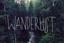 LETS WANDER / All the beautiful places that inspire Condition Culture