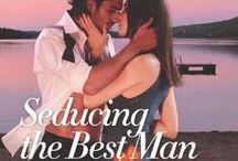 Seducing the Best Man Harlequin Blaze 2016 / My March/April Harlequin Blaze release... Lots of sizzle between Patton and Cady. :)