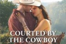 Courted by the Cowboy - The Boones of Texas # 3 / This is Fisher Boone & Kylee James love story