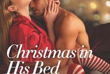 Christmas in His Bed - Blaze Book #2 / My November Harlequin Blaze release - Spence & Tatum...