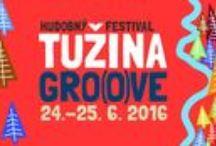 Tužina Gro(o)ve Music Festival 2016 / Multižánrový hudobný festival v prírodnom prostredí za dedinkou Tužina. 24.-25.6.2016 / by Sasha Si