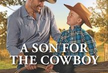 A Son For The Cowboy - Boone Bros 5 / The fifth Boones of Texas book - Poppy & Toben