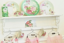 My Home Sweet Home / My home is where the heart is. A blended mixture of shabby~ french ~ cottage ~ kitsch
