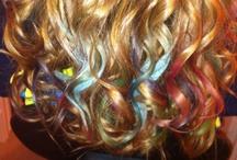 Hairstyles for Marissa / by Chez Echeverri