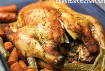 Recipes to try / by Chez Echeverri