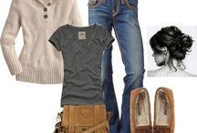 Stitch Fix Inspiration / Clothing I want in my closet!