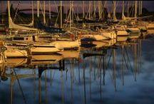 Vitry & Lac du Der / Plus grand lac artificiel d'Europe, c'est le lieu idéal pour tous ceux qui souhaitent allier sport et nature dans un cadre enchanteur. En toute saison, on y pratique une foule d'activités de loisir allant du nautisme à la randonnée et chaque automne, le passage de 70 000 grues est un spectacle inoubliable.
