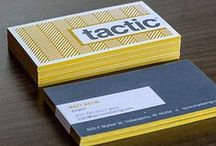 Strictly Business (Cards) / #businesscards #design #print #branding