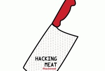 #Hackmeat / Hacking Meat - a conversation about the future of meat and sustainable food systems. Hack//Meat #HackMeat / by Yangbo Du