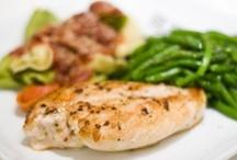 Healthy Eating / by Chez Echeverri