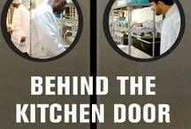 Behind the Kitchen Door / by Unitarian Universalist Service Committee