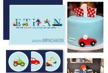 Planes, Trains & Automobiles... Transportation Party