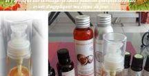 Aromathérapie Cosmétique/Handmade cosmetics / Recettes de Cosmétique