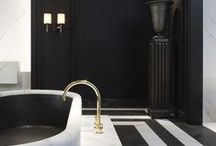 Luxury Bathrooms / Create your ultimate spa right in your own home with luxury bathroom features.