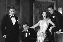 Hollywood Glamour Wedding / Inspiration for a wedding with a Fifties Hollywood glamour feel.