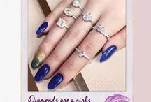 Engagement Rings / The Perfect Selection Of Diamond Engagement Rings