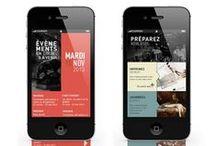 Mobile & App Design