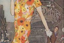 ART: Vintage Illustrations