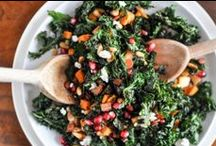 Salad-bration / A whole board dedicated to flavorful salads - because they're awesome!