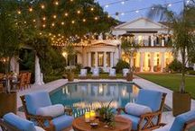 Outdoor Living / Your outdoor living space can be more than just a place to spend time with family and friends; it can be your sanctuary as well.