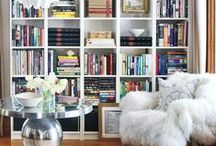 Home Organization / When a home gets unorganized and cluttered it can feel like an overwhelming task to clean it back up. Here are some tips and inspiration for organizing your home.