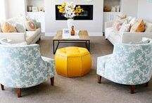 Yellow and Blue Trend