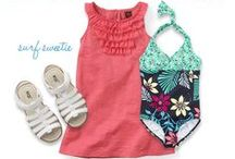 Swim into Summer! / Summer footwear and fashion for girls and boys!