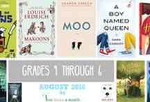 Best Books for Grades 4-6 / Great books for 4th to 6th graders