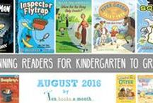 Best Early Reader Books (K-Grade 3)