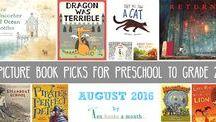 Best Picture Books (for Preschool to Grade 2)
