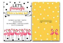 Let's Flamingle!   Flamingo Party