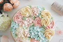 Cooking - Cakes (Butterfly and Flower)