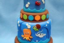 Cooking - Cakes (Animals)