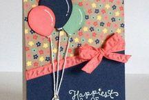 Craft - Cards (Birthday)