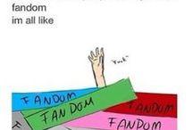 Fandoms and fangirls