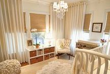 Pearson's Room / My daughter's all #White #Nursery