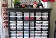 Craft Room Organization / by Zia Pissi