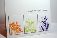 My Crafts - Homemade Cards / by Winnipeg Girl