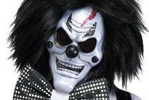 Horror-Shop • Horror Masks / Horror Masken aus Latex und Vinyl sind eine einfache und schnelle Art sich zu verkleiden und damit an Halloween für Gruselstimmung zu sorgen.