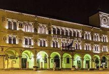 Belluno Dolomiti Italia / My hometown and birthplace, la città splendente. DOLOMITI Patrimonio naturale dell'Umanità UNESCO World Heritage Site