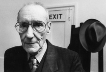 William S. Burroughs / Weep no more – absent tenants – ghost voices calling false human hosts (The Ticket that Exploded)  / by Helle