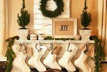 My Home - Holiday Decor / by Winnipeg Girl
