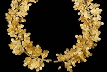 SOLID GOLD / Gold  jewelry trough the centuries / by ABT t