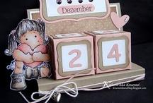 Calendars / by Zia Pissi