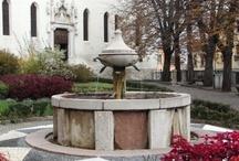 Fontane di Belluno / DOLOMITI Patrimonio naturale dell'Umanità UNESCO World Heritage Site