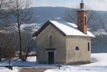 Chiese di Belluno Dolomiti / DOLOMITI Patrimonio naturale dell'Umanità UNESCO World Heritage Site
