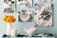 My Crafts - DIY home decor / by Winnipeg Girl