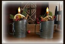 Centerpieces & Tablescapes / by Linda Kullman